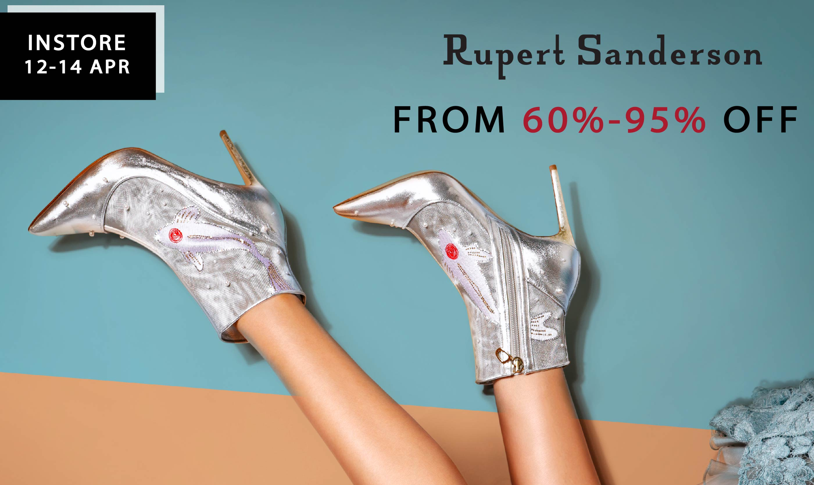 Rupert Sanderson Flash Sale