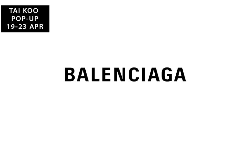 Balenciaga Flash Sales